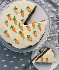 whole wheat carrot cake with cream cheese frosting u2014 the