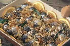 cuisine sicilienne recette sardines à la sicilienne