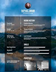 Resume Profile Template Convert Your Linkedin Profile To A Pdf Resume Visualcv