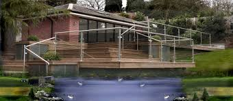 Wooden Handrail Designs Steel Plus Railing Solution Steel Plus Fabrication Artistic