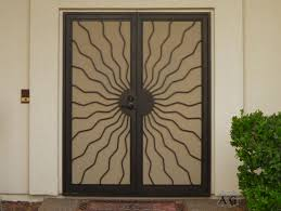 glass security doors 5 faqs on home security u0026 security doors for home allied gate co