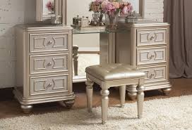 aico hollywood swank vanity dynasty vanity w stool samuel lawrence furniture furniture cart