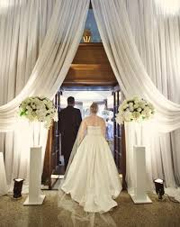 Wedding Entrance Backdrop 25 Best Fabric Entrance Images On Pinterest Marriage Outdoor
