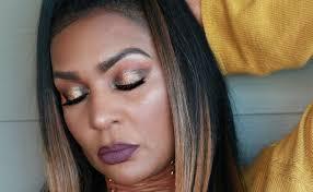 thanksgiving makeup ideas evolvinglolo