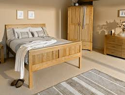 Quality Bedroom Furnitire Solid Wood Furniture Lowest Prices In The UK - Oak bedroom furniture uk