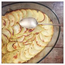 inventer une recette de cuisine ma cuisine à moi mes pommes de terre moelleuses au four pour toi