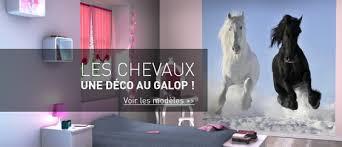 deco chambre cheval stickers chevaux pour chambre fille 9 deco chambre ado animaux