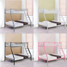 Triple Bunk Beds With Mattress Beds  Bed Frames EBay - Three sleeper bunk bed