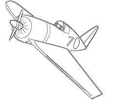 coloring pages planes kids coloring