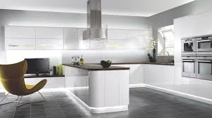 White Gloss Kitchen Cabinets by Kitchen Fancy Kitchen Furniture Design For Your Kitchen Modern