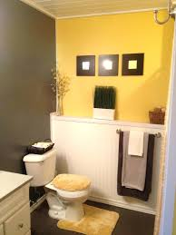 yellow tile bathroom ideas enchanting gray and yellow bathroom decorrefined ideas design of