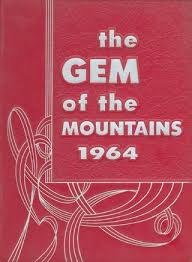 national loon 1964 yearbook 1965 gem of the mountains volume 63 of idaho