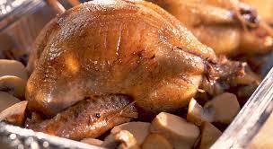 cuisiner pigeon un délicieux pigeon rôti aux quenelles et aux truffes