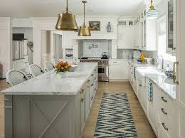 Best Beautiful White Kitchens Images On Pinterest White - Modern kitchen white cabinets
