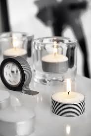 Tea Light Candles 25 Fresh New Ways To Use Washi Tape Decorative Tape Washi And Teas