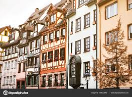 traditional european houses traditional house in the german style in nuremberg european