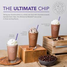 Coffee Bean Blended experience your favorite blended皰 the coffee bean tea
