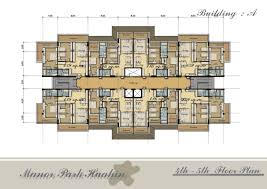 Flats Floor Plans by Small Apartment Building Floor Plans With Ideas Design 41058