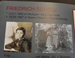 Western Union Bad Cannstatt Fritz Und Richard Scholl Soldaten Aus Der Familie Scholl Bad