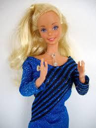 human barbie doll eyes a strange crystal barbie quite certain it is a crystal bar u2026 flickr