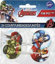 marvel cake toppers cupcake toppers ebay