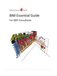 essential guide mep with revit building information modeling