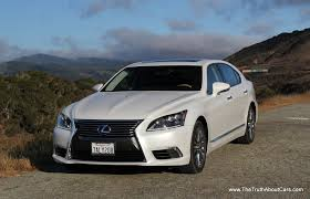 toyota lexus sedan 2013 2014 lexus ls 600hl hybrid youtube