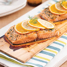 cuisine du poisson la cuisson du poisson sur planche de cèdre trucs et conseils