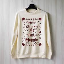 harry potter glasses ugly christmas from gnarly tees epic
