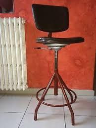 chaise bureau haute superbe chaise bureau haute atelier métal et sky industriel loft