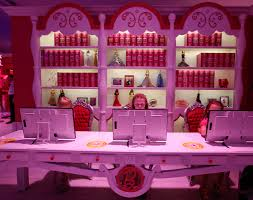 Barbie Dining Room Set More Than Stripes Changed Idolza
