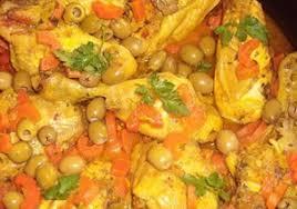 cuisine choumicha poulet chhiwat choumicha poulet aux olives blogs de cuisine