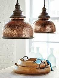 Copper Pendant Lights Kitchen Inspiration Copper Pendant Lights Marvelous Pendant Remodel Ideas