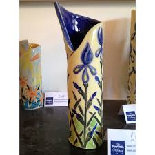 joanne short ceramic vase cornish ceramics and pottery cornwall