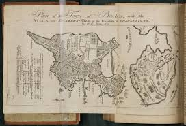 1775 Map Of Boston by Face Of A Nation An Impartial History Of The War In America