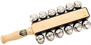 lp percussion cp373 sleigh bells 12 bells and more sleigh