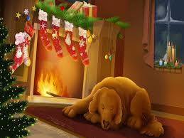 christmas fireplace wallpaper 1600x1200 272680