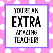 teacher appreciation gift idea candy bars crazy little projects