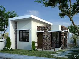 15 rommell one storey modern with roof deck small box type house