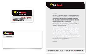 letterhead templates for pages auto repair business card letterhead template word publisher