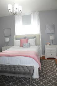 pink and grey bedroom birdcages