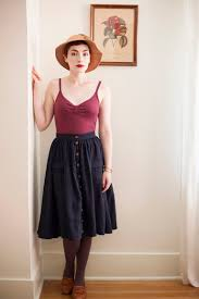 zinnia by colette patterns