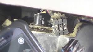 how to blower motor and resistor replacement 1996 gmc 2500 youtube