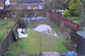 Water Drainage Problems In Backyard Water Drainage Problem In Garden Time Lapse Youtube