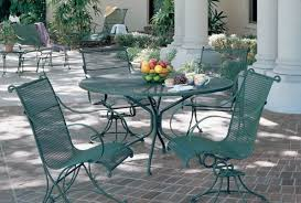 dazzle wrought iron patio furniture overstock tags rod iron