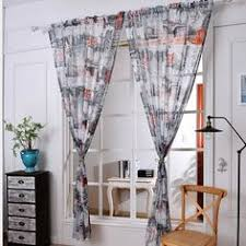 Plum Flower Curtains Summer Plum Flower Curtains For Living Room Window Curtain Tulle