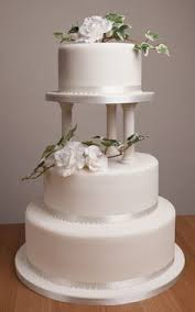 cake pillars pillar wedding cakes wedding cake with pillars pillar wedding