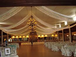 wedding drapery wedding and event ceiling drapery
