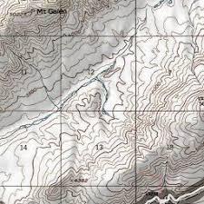 denali national park map denali national park mount eielson loop backpacker