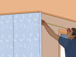 Poser Du Quick Step 5 Ways To Hang Wallpaper Wikihow